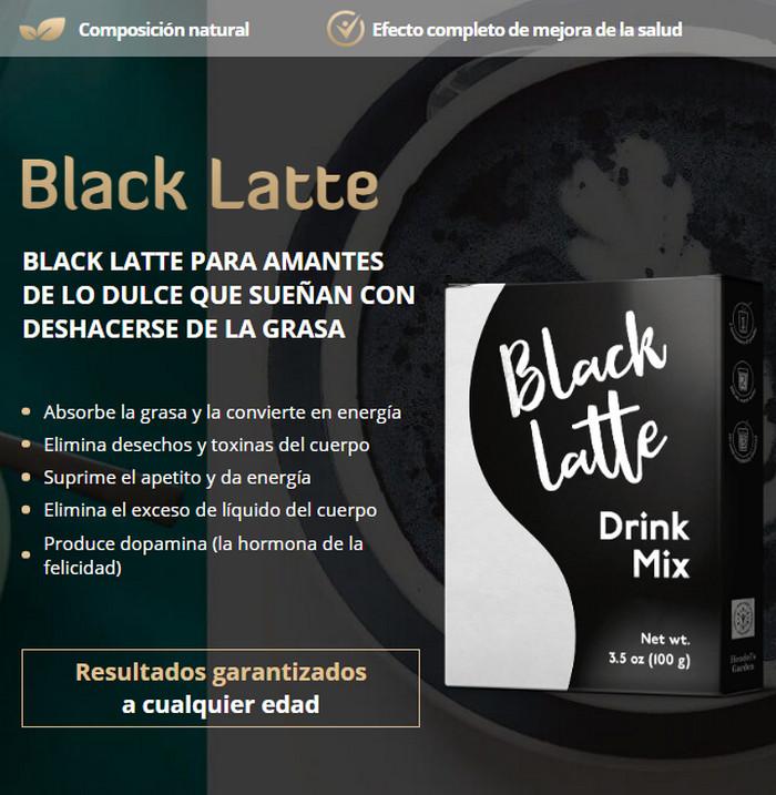 Black Latte Columbia Precio, Qué Es, Opiniones